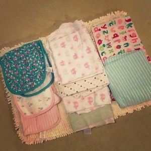{Infant Blanket Bundle}